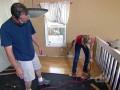Wood Floor Replacement